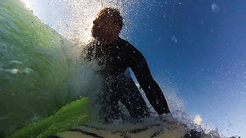 Sunny Drops, 41st Ave (The Hook - Shark Cove)
