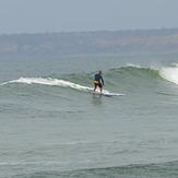 Longboard II - Valerio SJ, Cabo Ledo