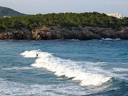 Ibiza - Cala Nova photo