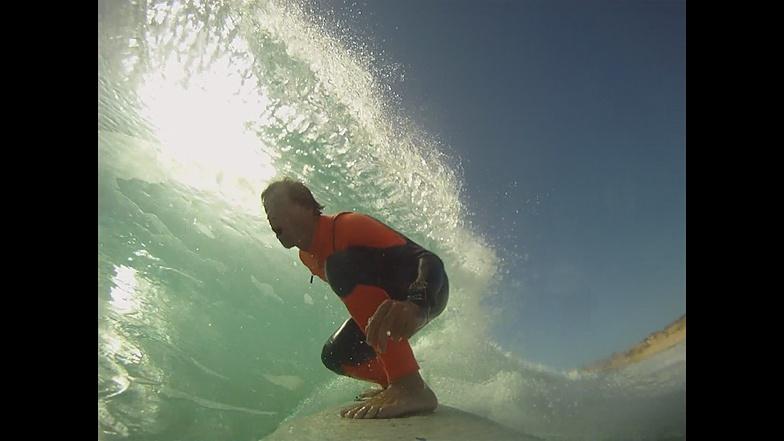El Balneario surf break