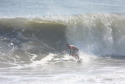 G.T. ripping!, The Washout photo