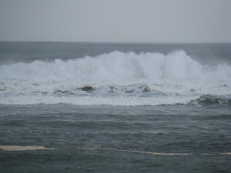 Hafnir surf break