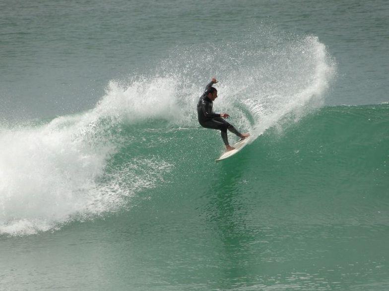 Belgas surf break
