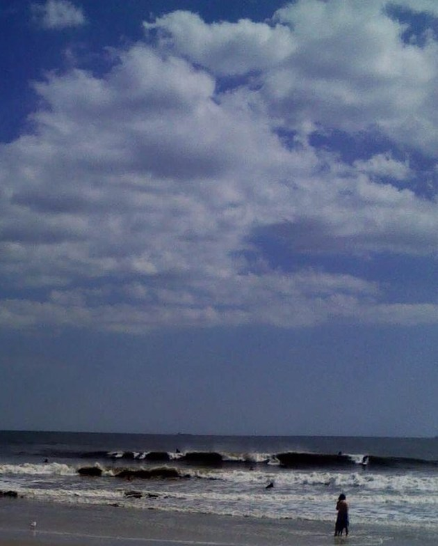 party wave, look closer!, Lido Beach