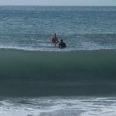 Clean wave, Belham Valley Rivermouth