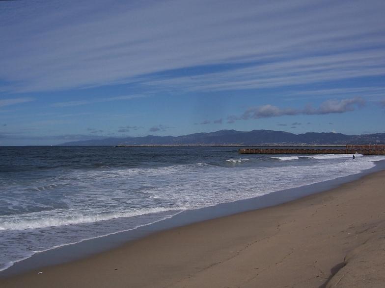 Looking north, Gillis