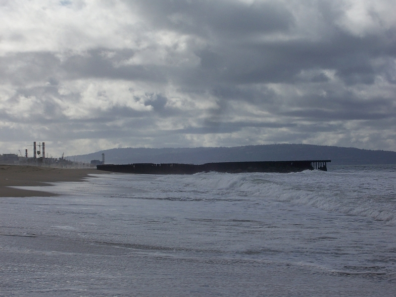Gillis surf break
