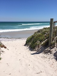 Mile16 Beach, Yzerfontein photo