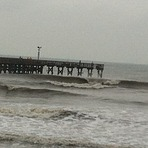 West side 61st, Galveston-61st Street Pier