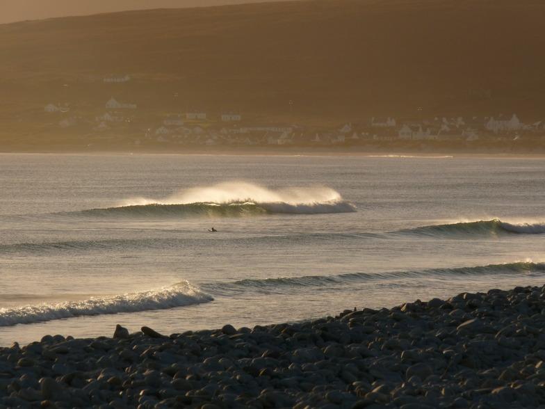 Achill Island - Summer Evening, Keel