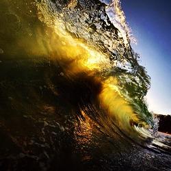 Gold dust., Laguna Beach - South Crescent Bay photo