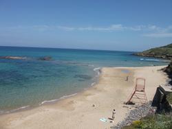 Best location in sardinia for surf, Lu Bagnu photo
