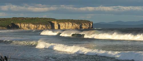 Middle Clifton, Clifton Beach