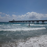 SUP Deerfield, Deerfield Beach Pier