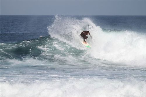 Back Hand, The Point (Gonubie Bay)