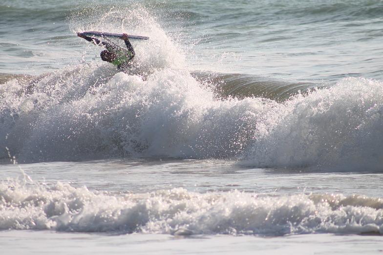 Cabo Roche surf break