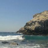 pablo rudloff  wave !!, Algarrobo