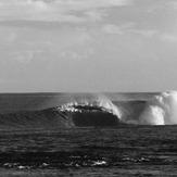 Aganoa beach barrel