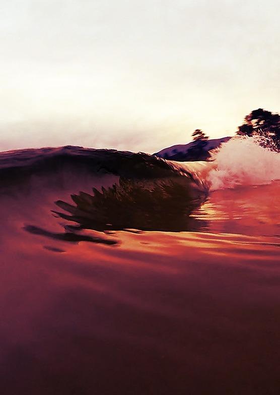Howrah Beach surf break