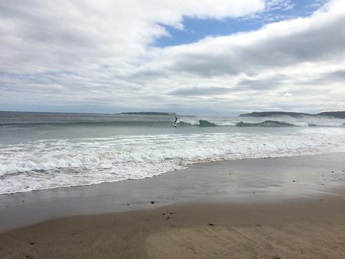 Hirtles Beach May 2015 - Small but fun, Hirtle's Beach (Hartling Bay)