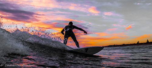 Mount Maunganui Sunrise Surf, Tay street