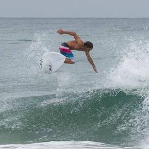 looking for landing, Panama City Beach