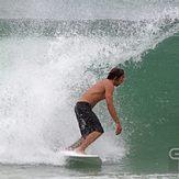 spring surf, Panama City Beach