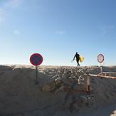 PaddleSurf en Los Caños, Canos de Meca