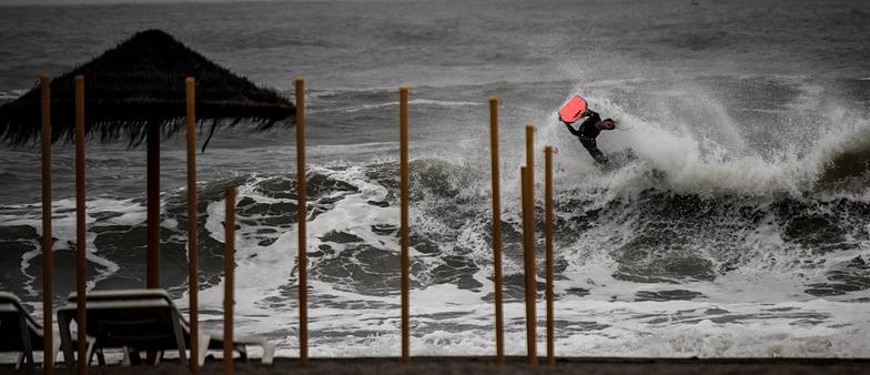 Bodyboard Carihuela, Playa la Carihuela