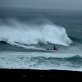 Caught in deep, Mullaghmore