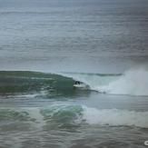 Barrel in Vagueira, Praia da Vagueira