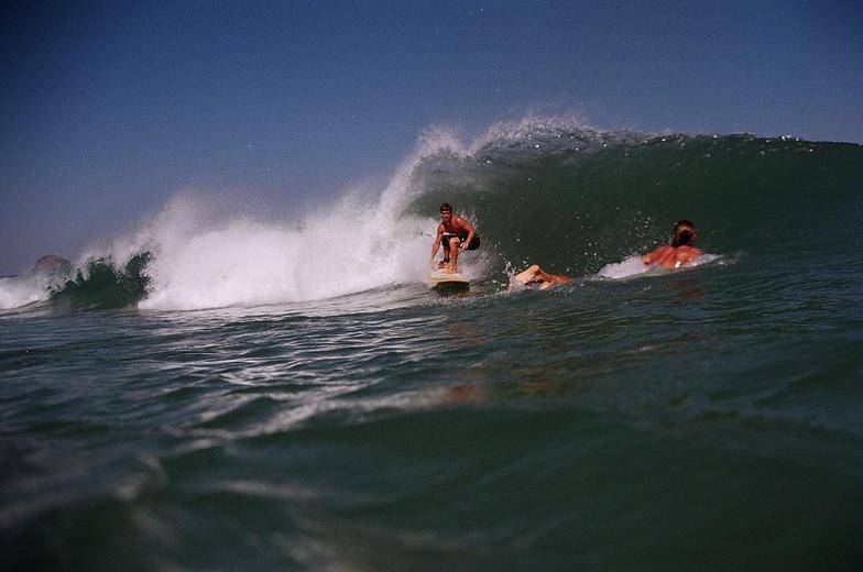 Praia da Macumba break guide