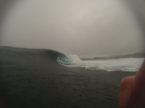 south west wave, Buma
