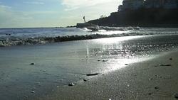 Looe Beach photo