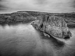Thurba Head & Mewslade Bay photo