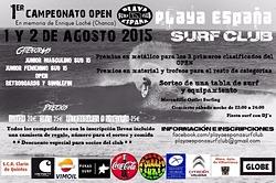 open, Playa de Espana photo