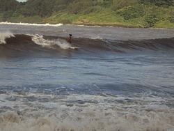 Fun wave, Petit Sancho photo