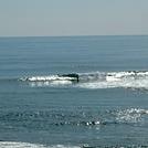 Small summer waves at Sumpters