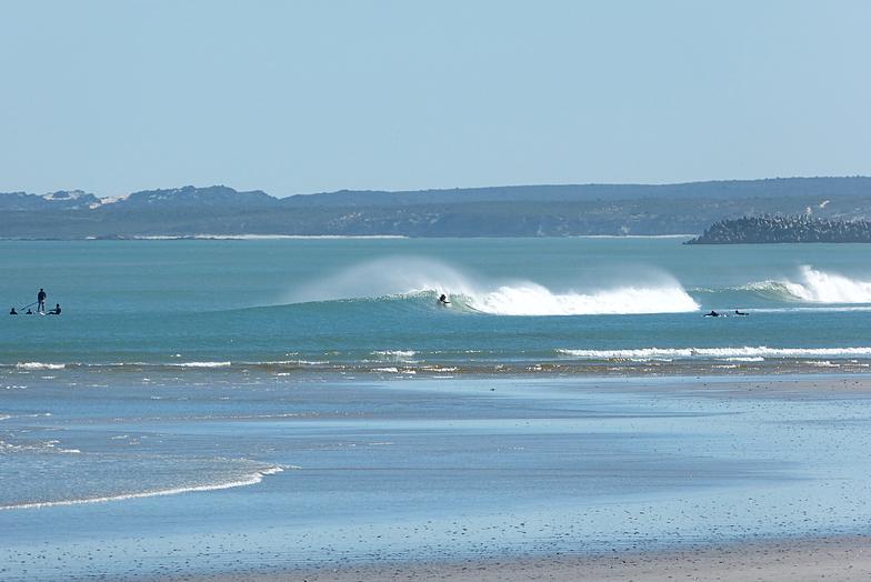 Van Riebeek surf break