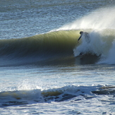 Pumping offshore at Fitzroy, Fitzroy Beach