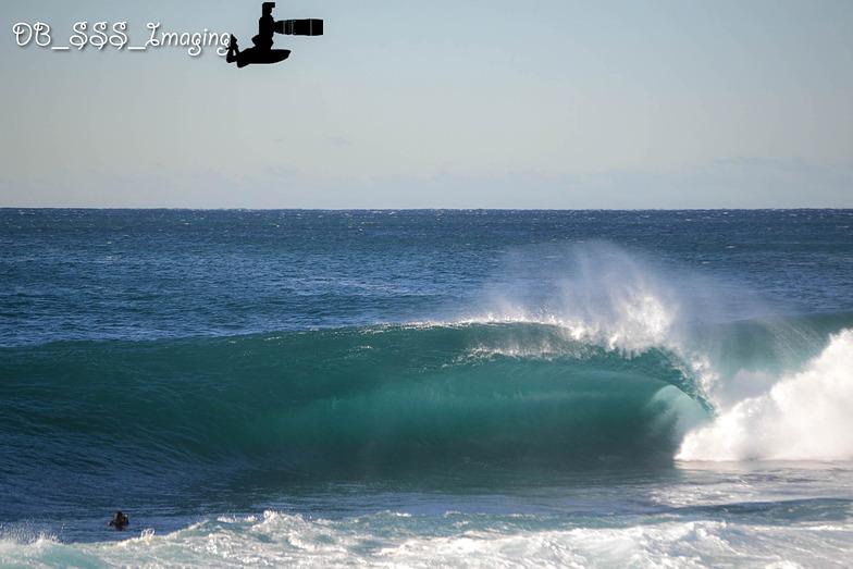 Cronulla -The Wall surf break