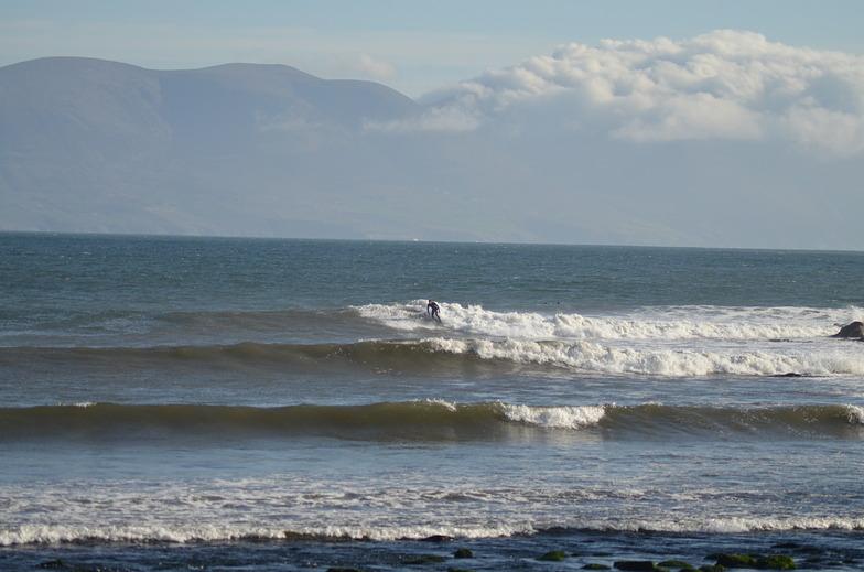 Annascaul Rivermouth surf break