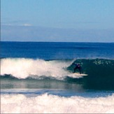 Charging the point, Red Bluff