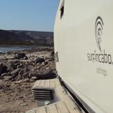 The road to Scorpion Bay, Scorpion Bay (San Juanico)