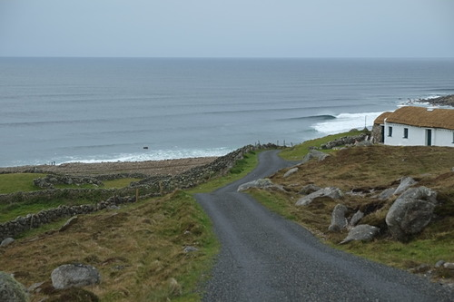 Donegal. Where else could it be?, Brinlack Point (Bloody Foreland)