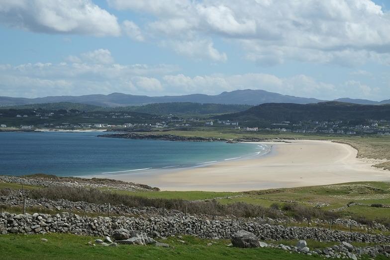 Dunfanaghy (Killahoey Beach) surf break