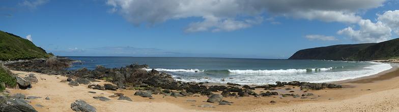 Glorious Kinnagoe Bay