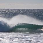Perfect left hander, Werri Beach