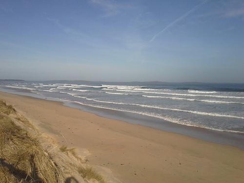 Back Strand Spring Surf, Falcarragh Beach