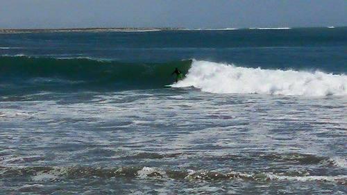 """Ismael """"El Morro"""" Arce, Punta Abreojos"""